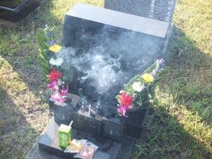 うちのお墓