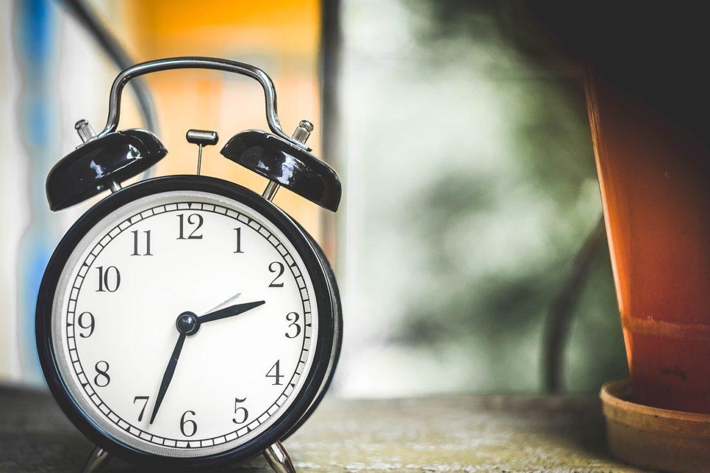 入院初日の手術説明時間について事前確認