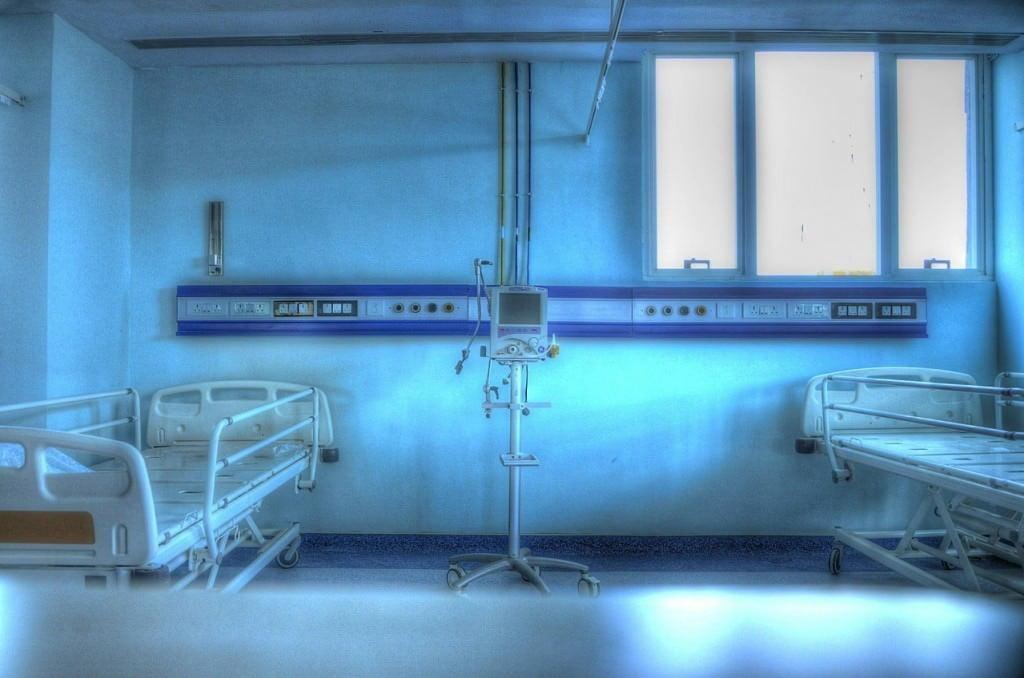 入院2日目