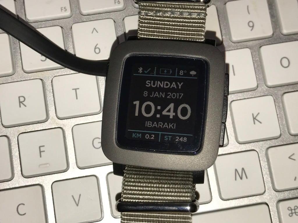 Pebble Time FW 4.3が不安定なのでFW 4.2に戻す